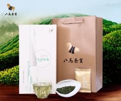 八马茶业 峨眉雪芽-地理中国好茶系列 102克礼盒装(预售)