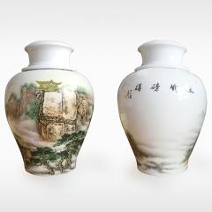 八马茶业 峨眉雪芽·2000瓷罐