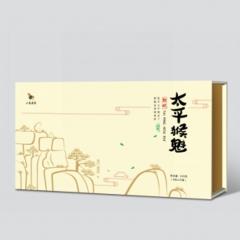 八马茶业 中国地理系列-太平猴魁300礼盒(预售)