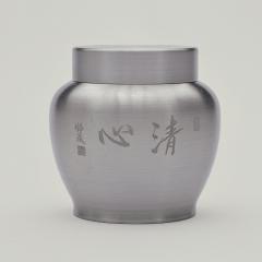 八马茶业    古坛锡罐