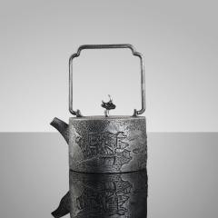 八马茶业    窗外明月铁壶