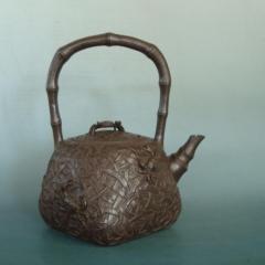 八马茶业    满载而归铁壶