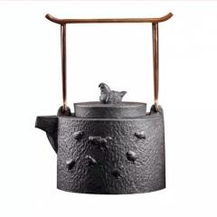 八马茶业    百吉百子铁壶
