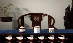 东湖之光18头茶具