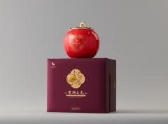 武夷岩茶·牛栏坑肉桂·东湖之光纪念版(瓷罐)80克