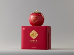 赛珍珠·东湖之光纪念版(瓷罐)150克
