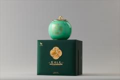 恩施玉露·东湖之光纪念版(瓷罐)100克
