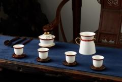 八马东湖之光9头茶具