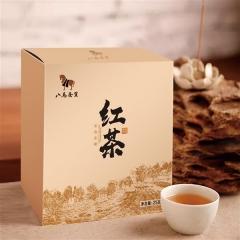 八马茶业 (常规)红茶正山小种卡盒装250克