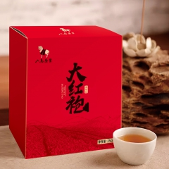 八马茶业  (常规)大红袍卡盒装250克