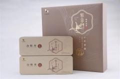八马茶业  老白茶·紫金白兰10年(白牡丹)