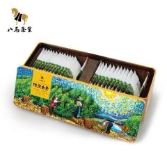 八马茶业  陈皮白茶长铁盒装 150克