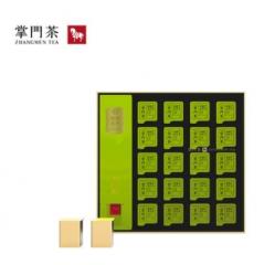 八马茶业 西湖龙井·掌门茶(20罐)