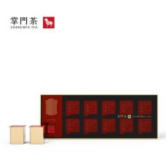 八马茶业  大红袍·掌门茶(10罐)