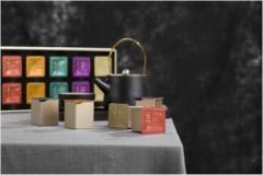 八马茶业 混合装·掌门茶10罐装