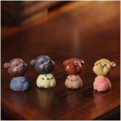 八马茶业 紫砂萌鼠茶宠