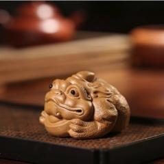 八马茶业 紫砂貔貅茶宠