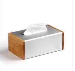 铝合金纸巾盒