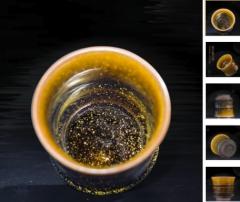 浩然正器建盏-春江花月夜-柴烧茶末