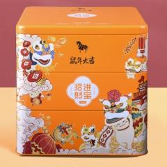 招财进宝茶食礼盒
