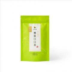 峨眉山口口香绿茶