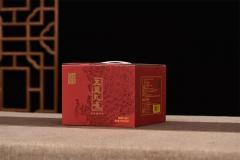 普洱茶(熟茶)·信记号五星孔雀