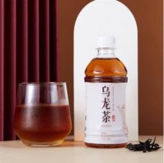 乌龙茶原味茶饮料(无糖)