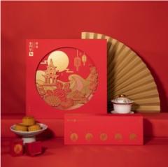 圆满·掌门茶中秋礼盒