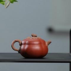 当代精品 - 柿柿如意紫砂壶