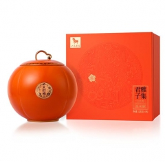 大红袍(傲梅)·君子雅集 152克/1盒