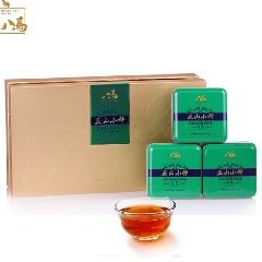 八马 武夷山正山小种 红茶礼盒 醇厚甘爽 茶叶148克